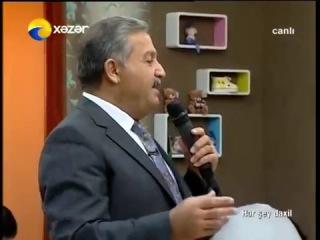 Yusif Mustafayev Her sey daxil verlisinde ifa