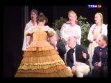 Обзор гастролей театра Маяковского в Туве #тува24