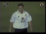 Чемпионат Испании 1998-99. 31-й тур. Валенсия - Сельта  3 часть