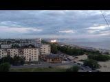 Фейерверк в честь дня ВМФ. о. Ягры, Северодвинск ч.1